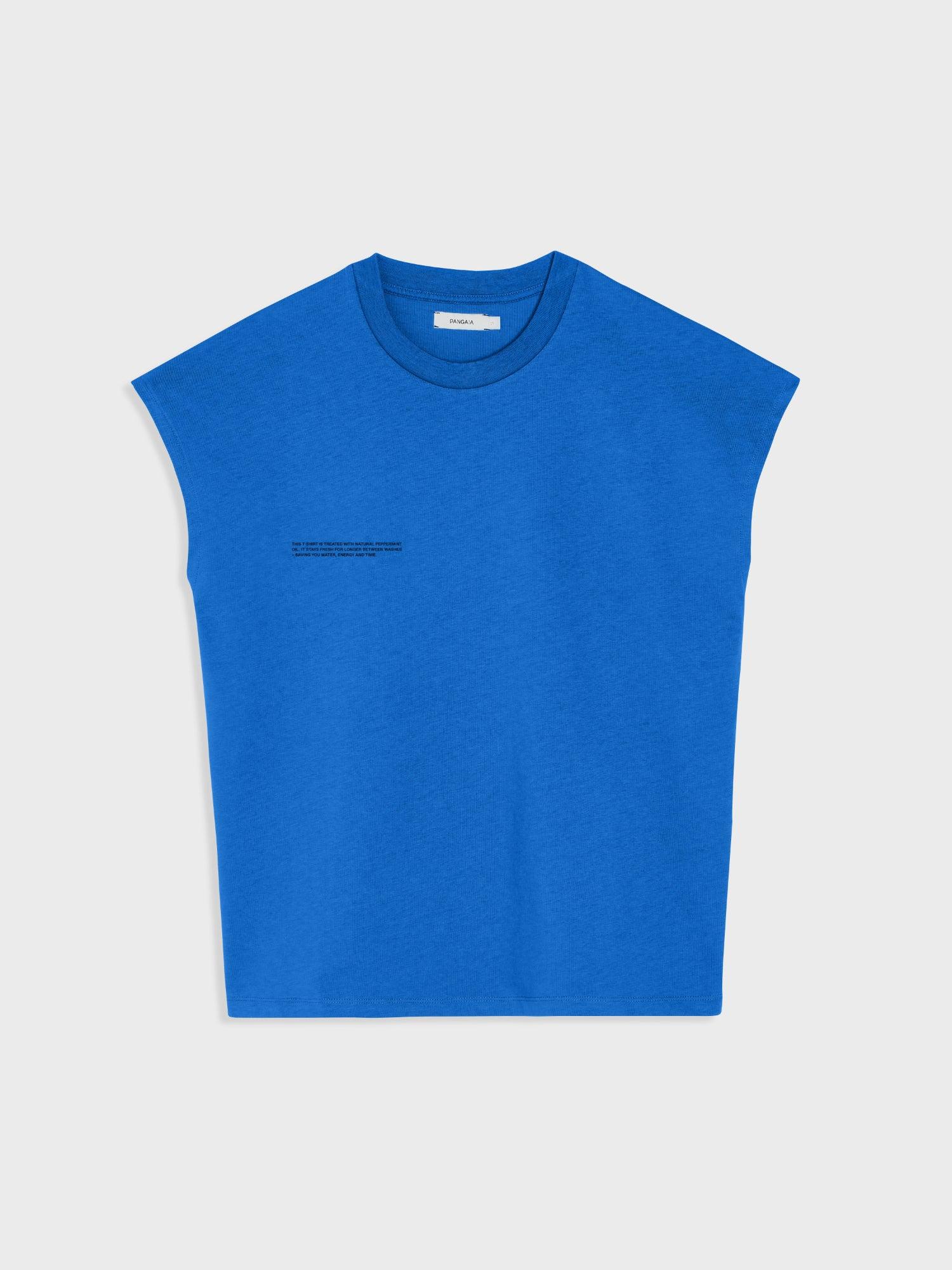 PPRMINT™ Organic Cotton Cropped Shoulder T-shirt