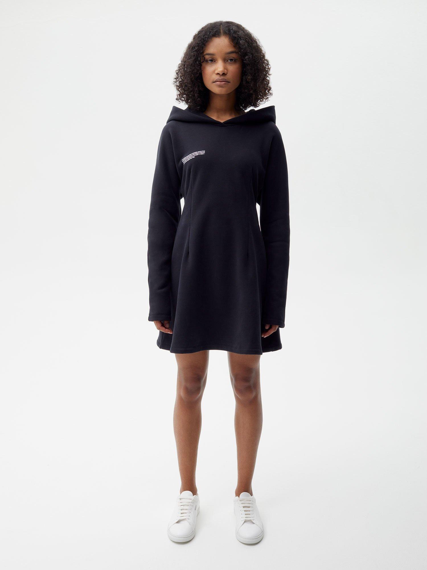 C-FIBER™ FUSION hooded dress