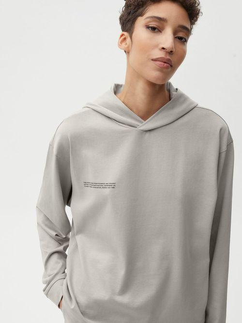 Women's Organic Cotton Pajama Top with C-FIBER™