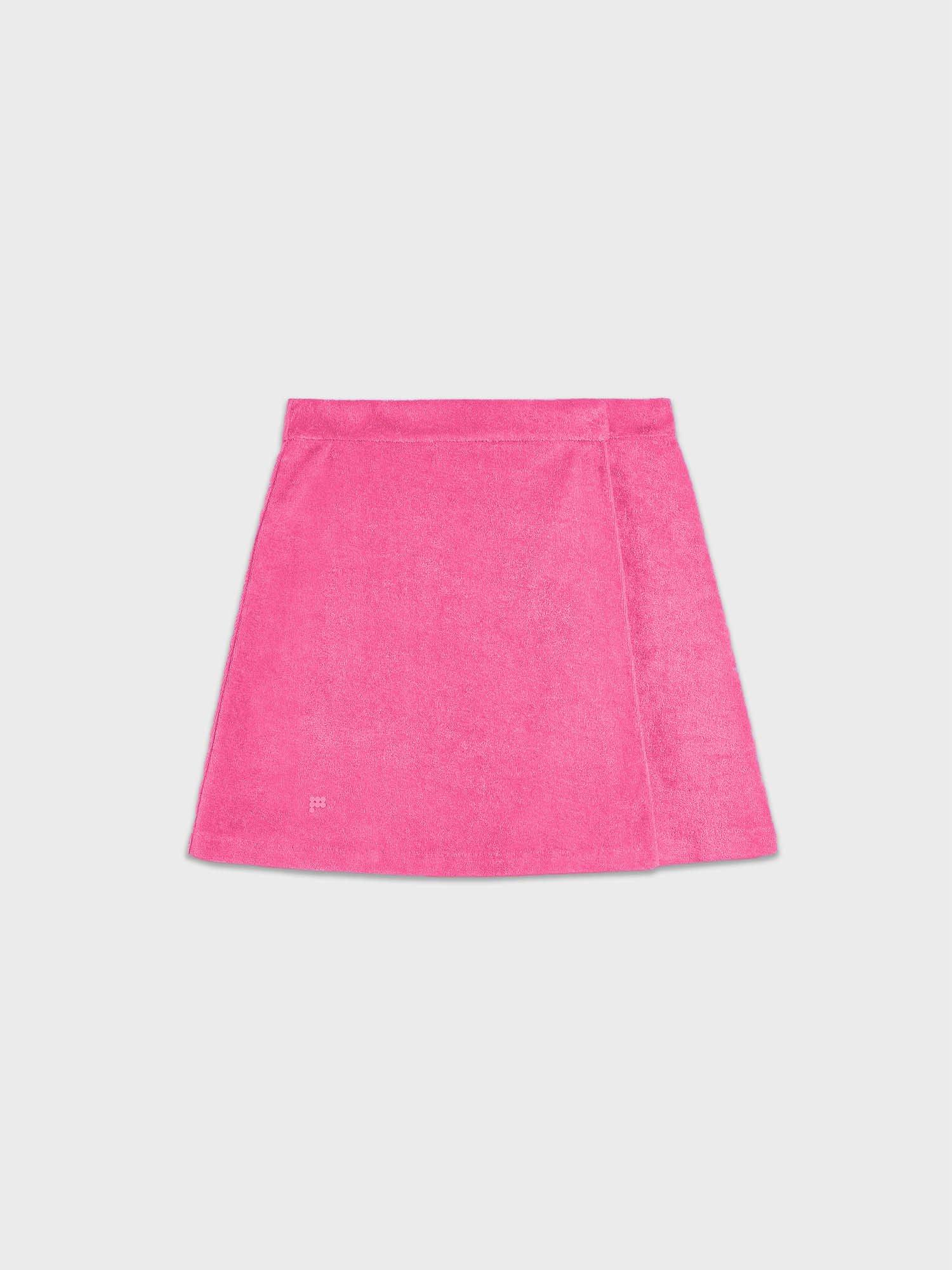 Women's Summer Towelling Wrap Skirt