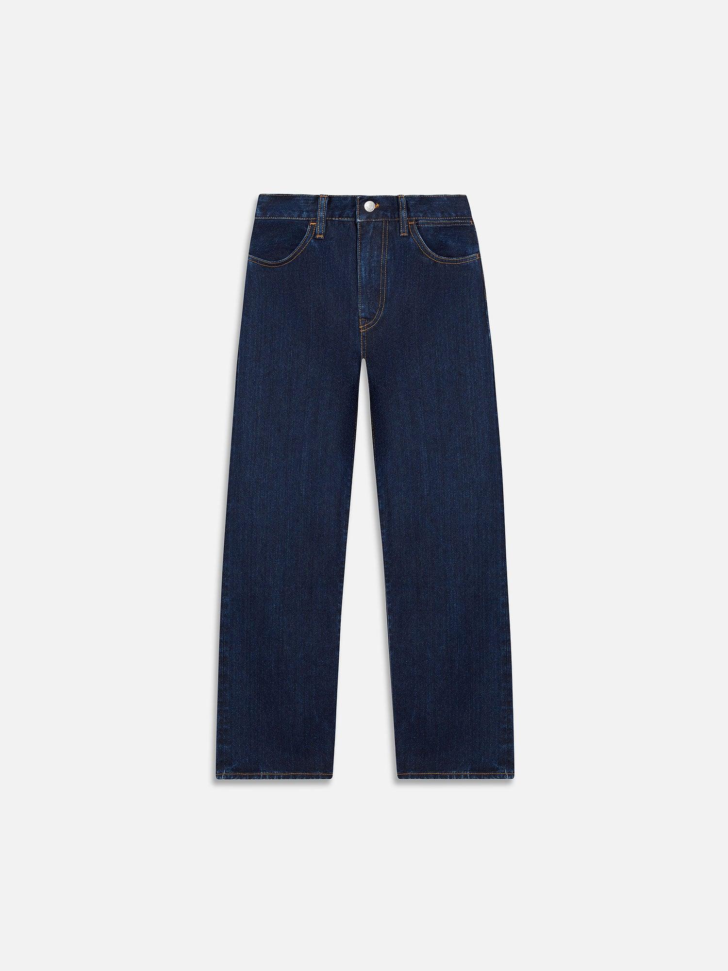Women's Nettle Denim High-Rise Jeans