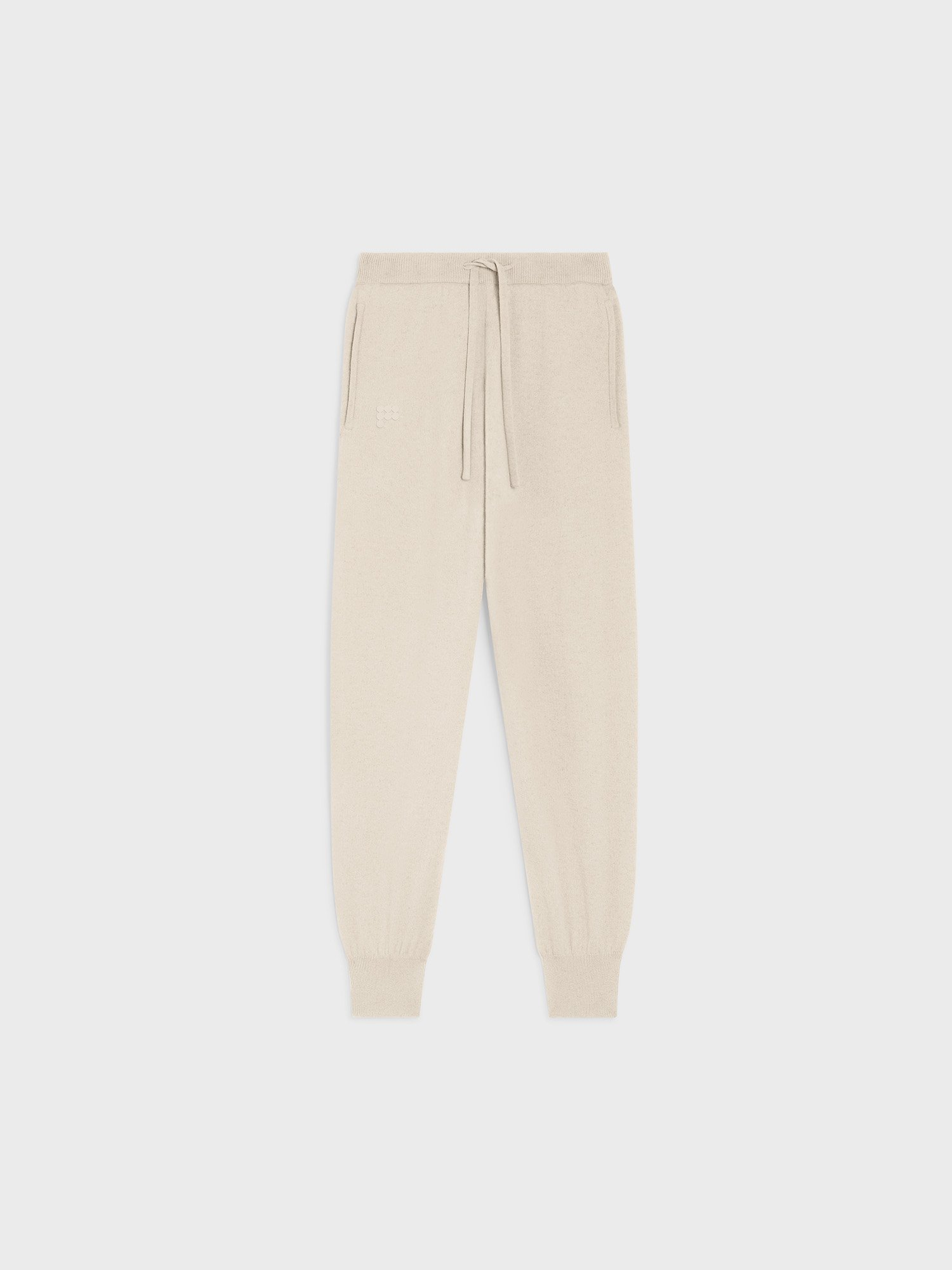 Women's Recycled Cashmere Track Pants