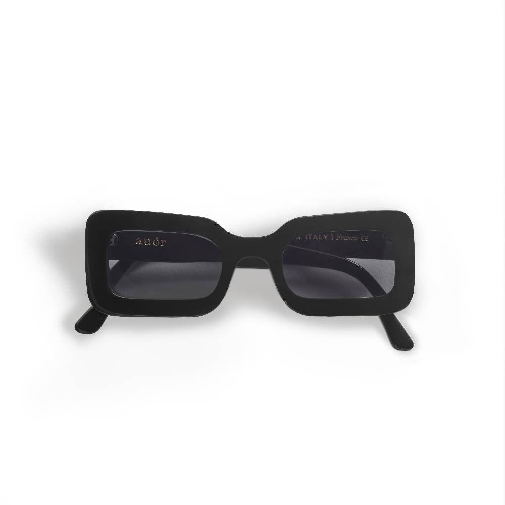 Auor Sunglasses Franca Black Grey