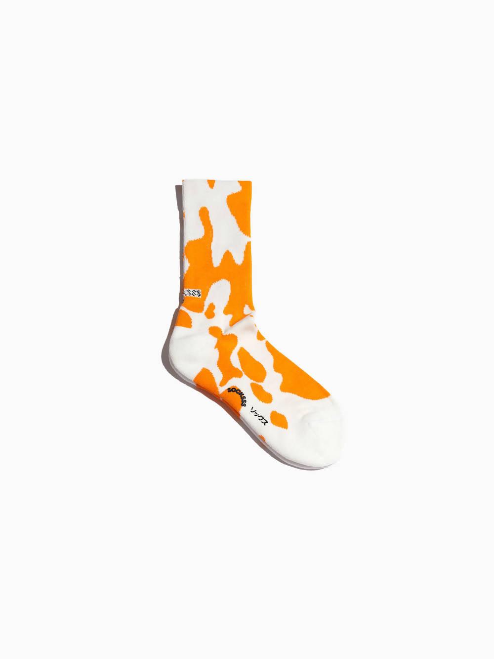 Socksss Multicolour TANGERINE TANGO Organic Socks