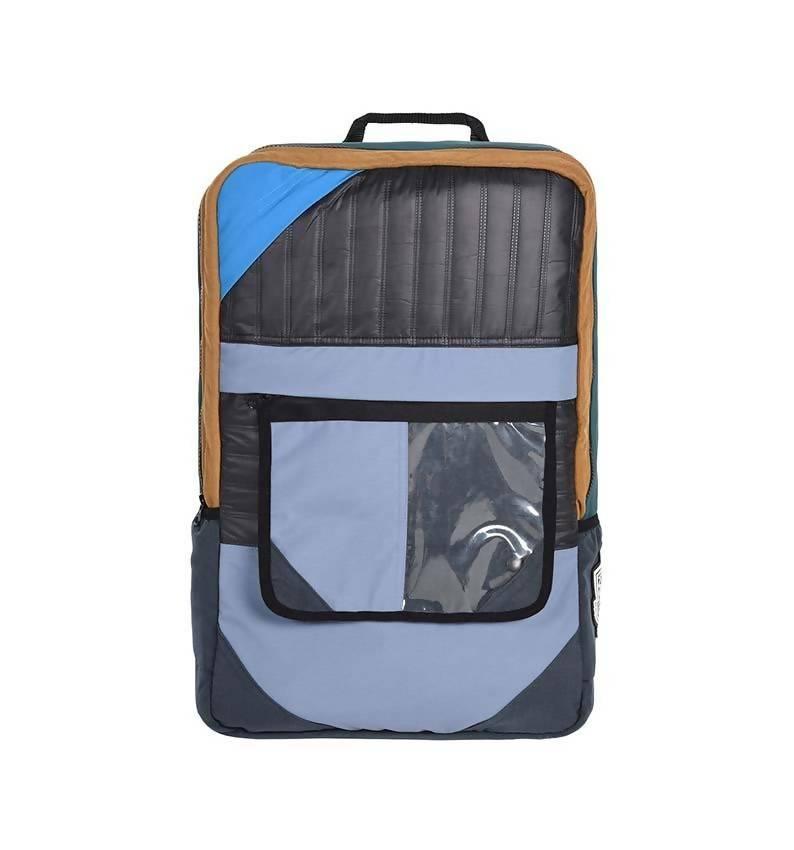 MAKE Blue Nistal Backpack
