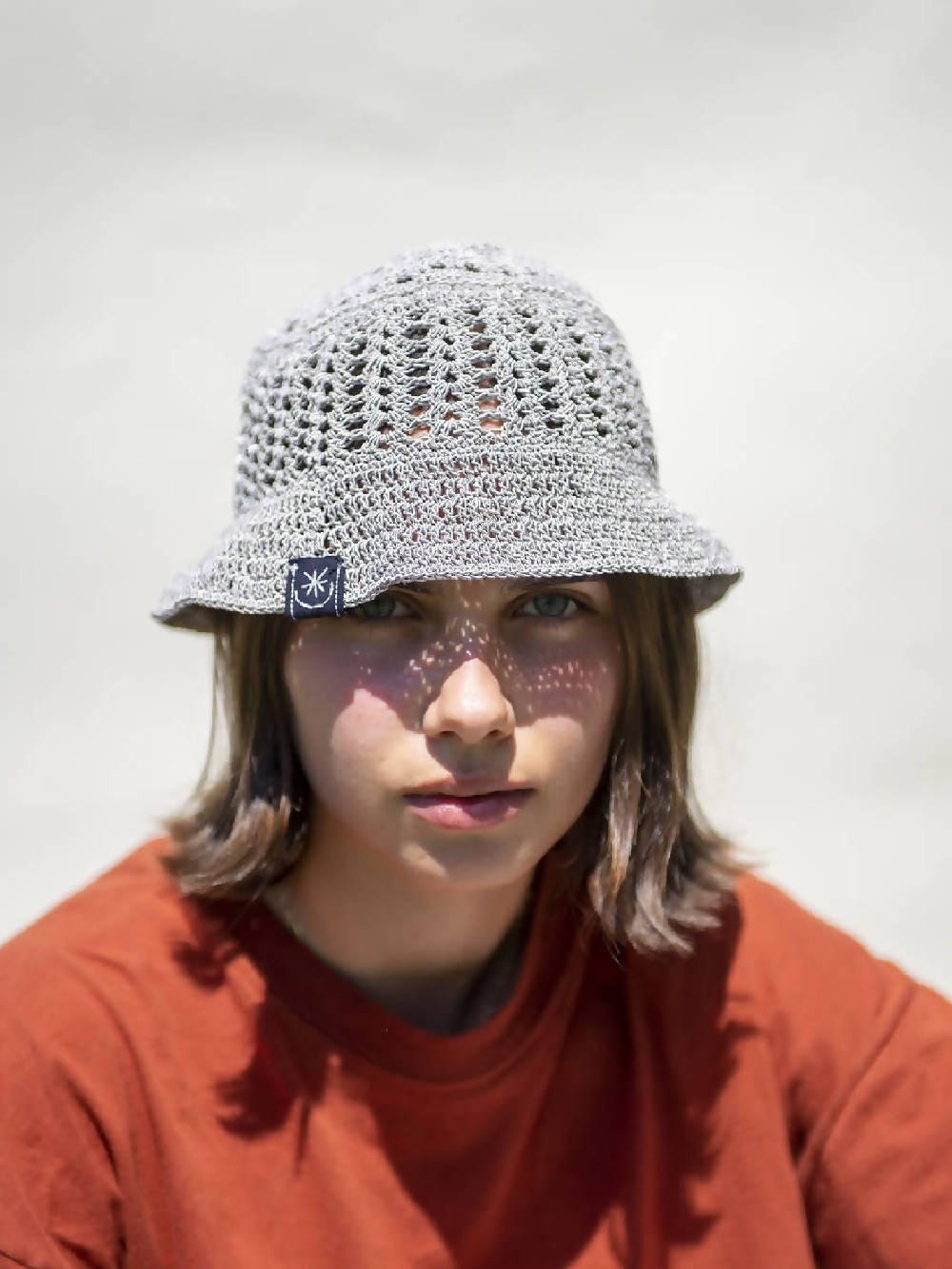 Kerriih Perforated Bucket Hat