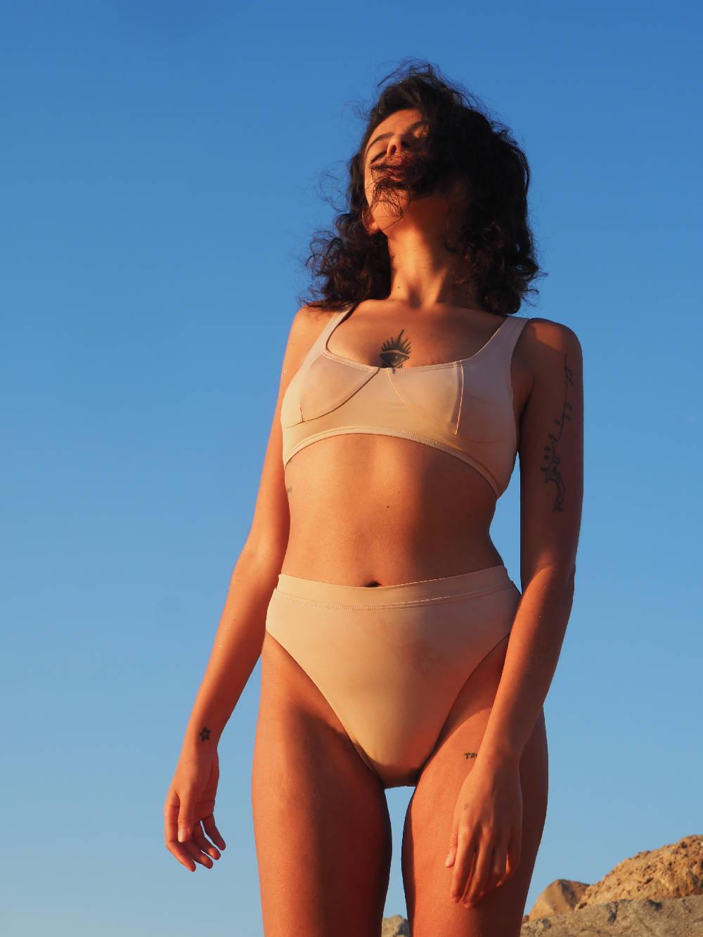 Céu Label Ceu Label Maresia Top Bikini