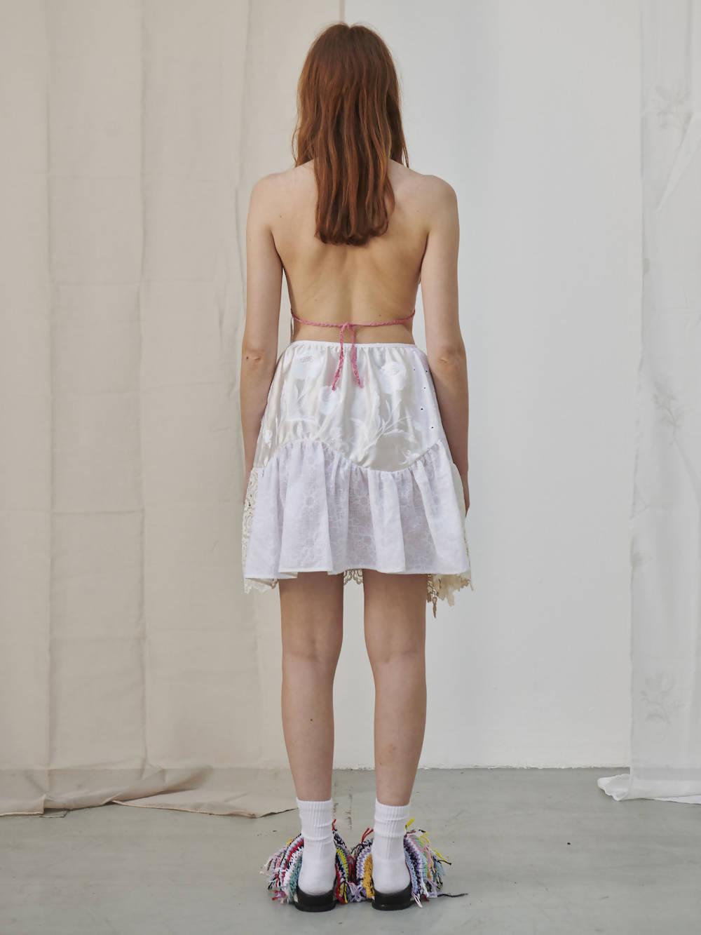 Cavia lace Wrap Skirt BERTA