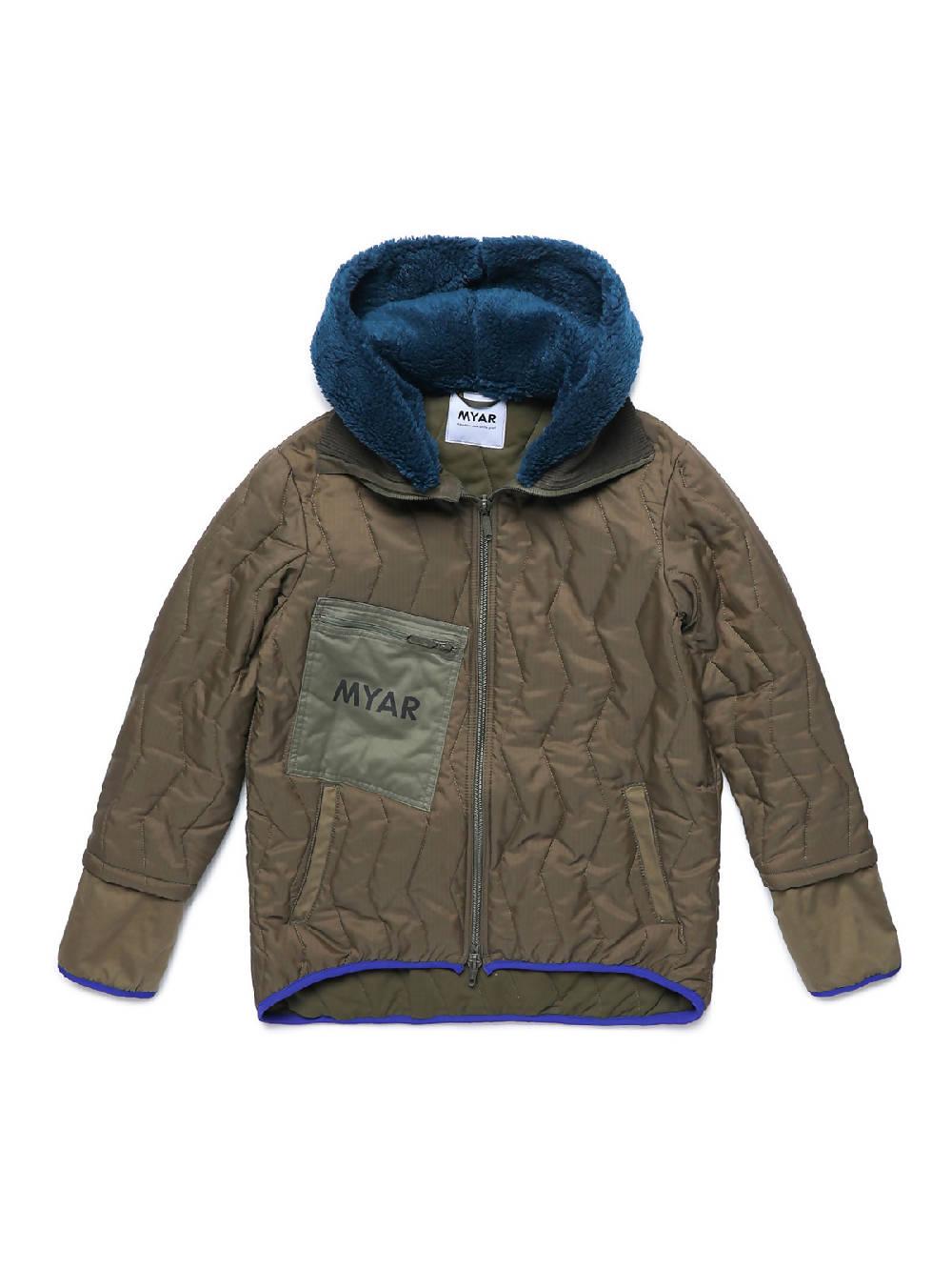 MYAR DEJ8B Brown Jacket