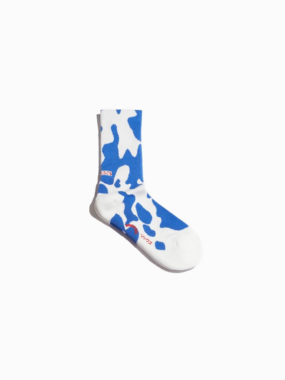 Socksss Multicolour BLUEBERRY BLAST Organic Socks