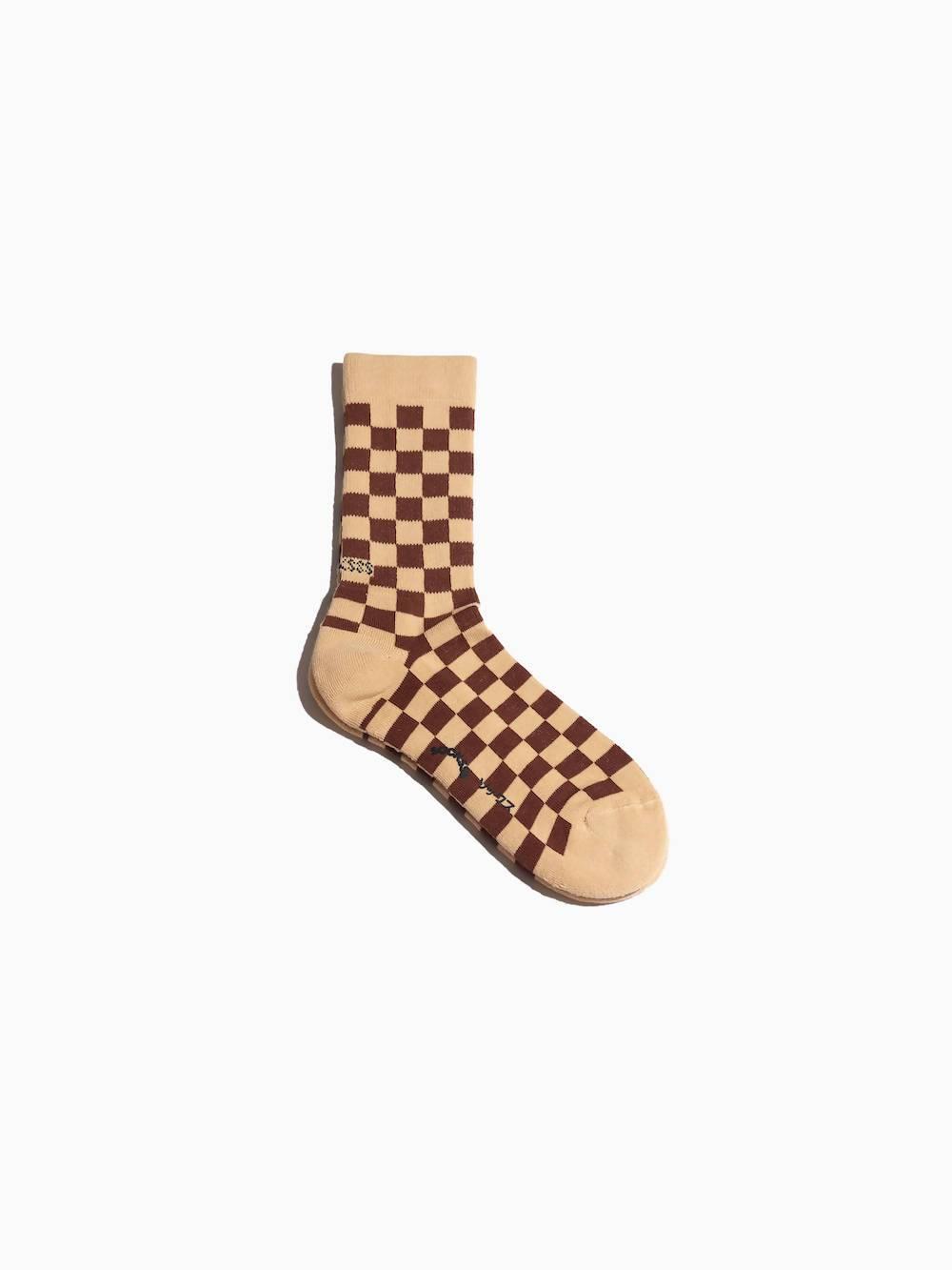 Socksss Multicolour CINNAMON SPICE Organic Socks