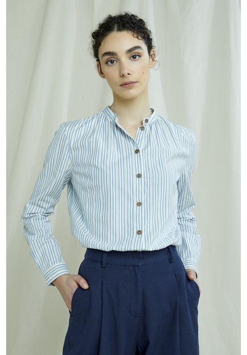Kiara Stripe Shirt
