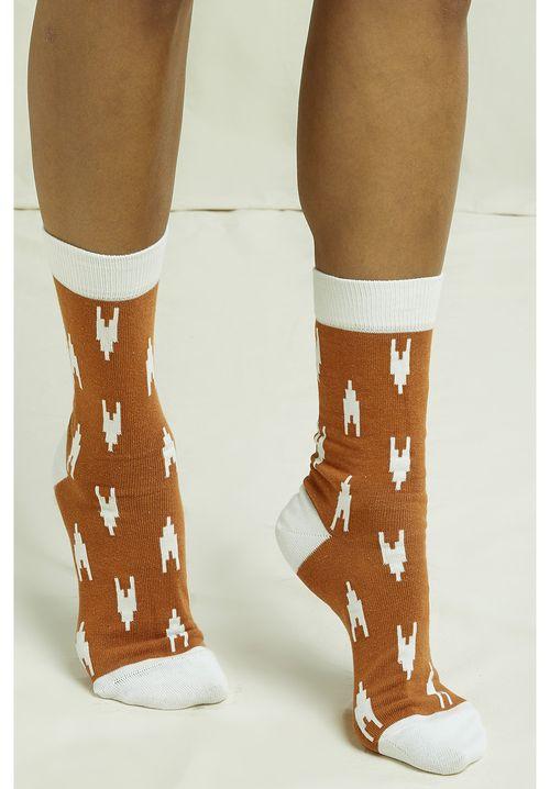 Ikat Socks