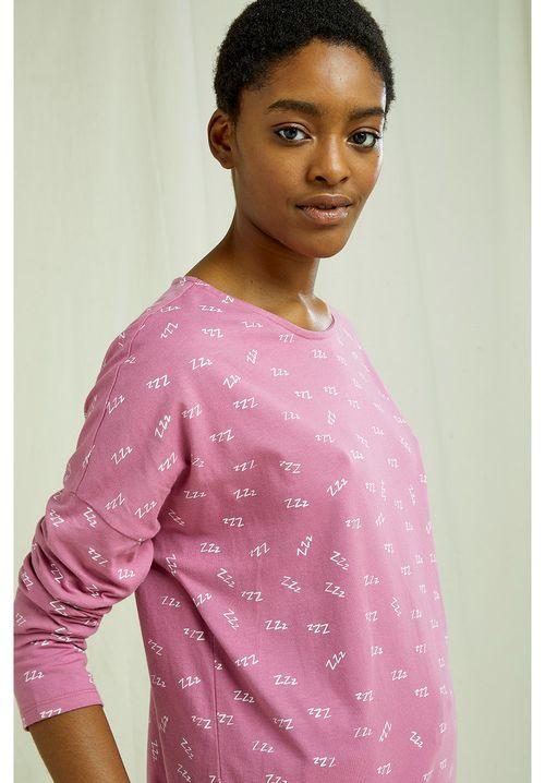ZZZ's Pyjama Long Sleeve Top