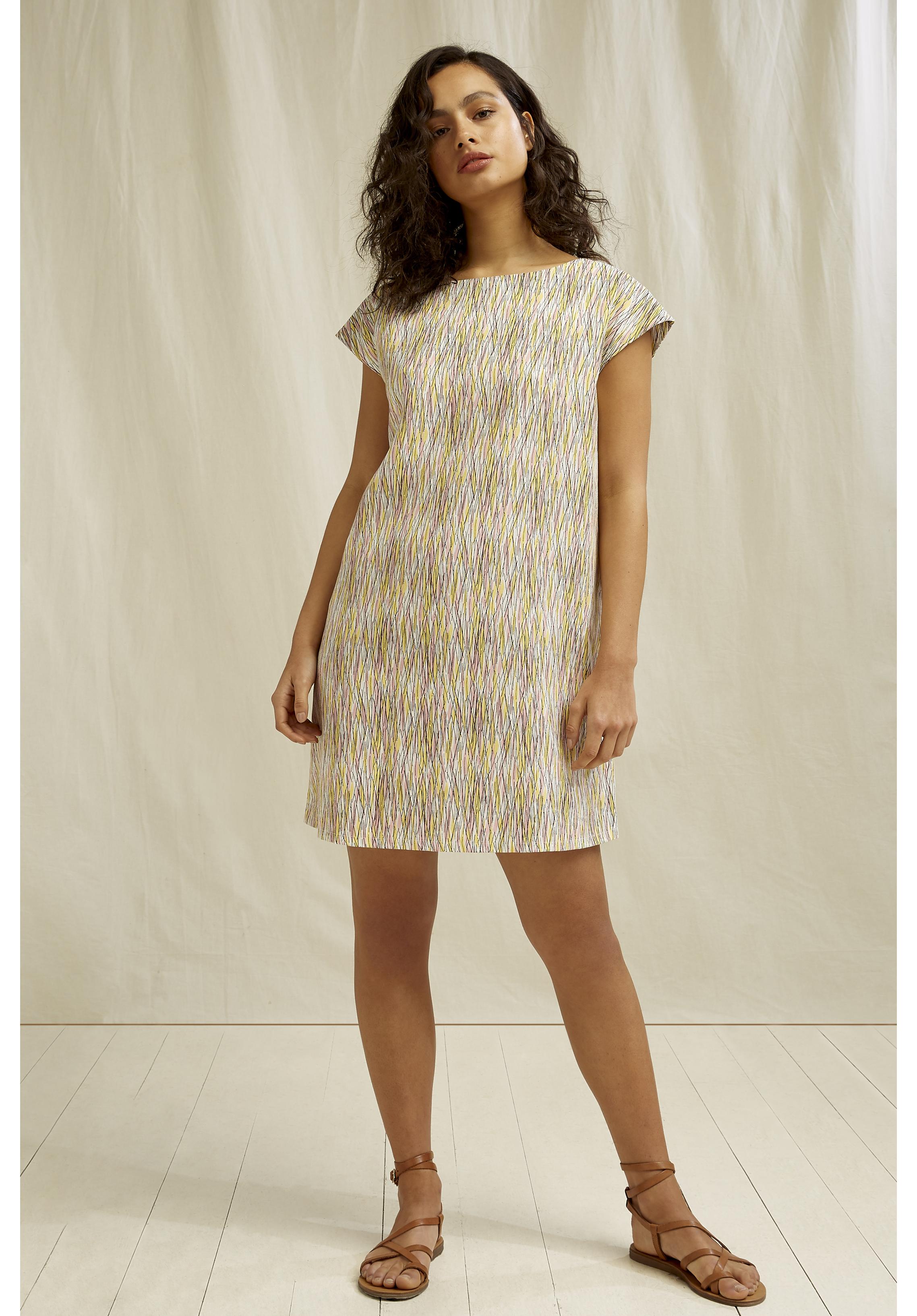 Rohina Abstract Dress