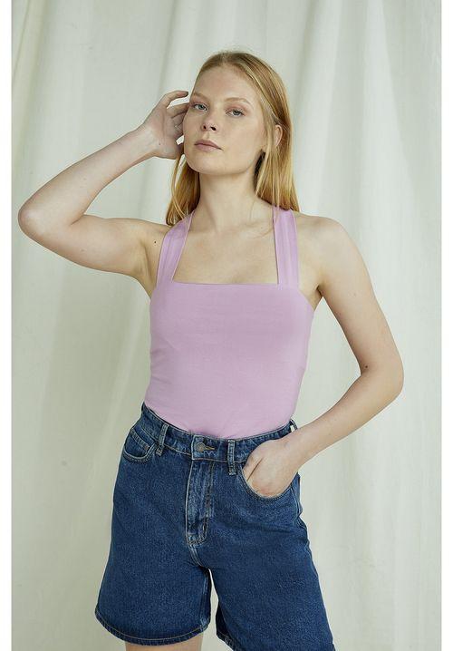 Kenzie Top In Pink