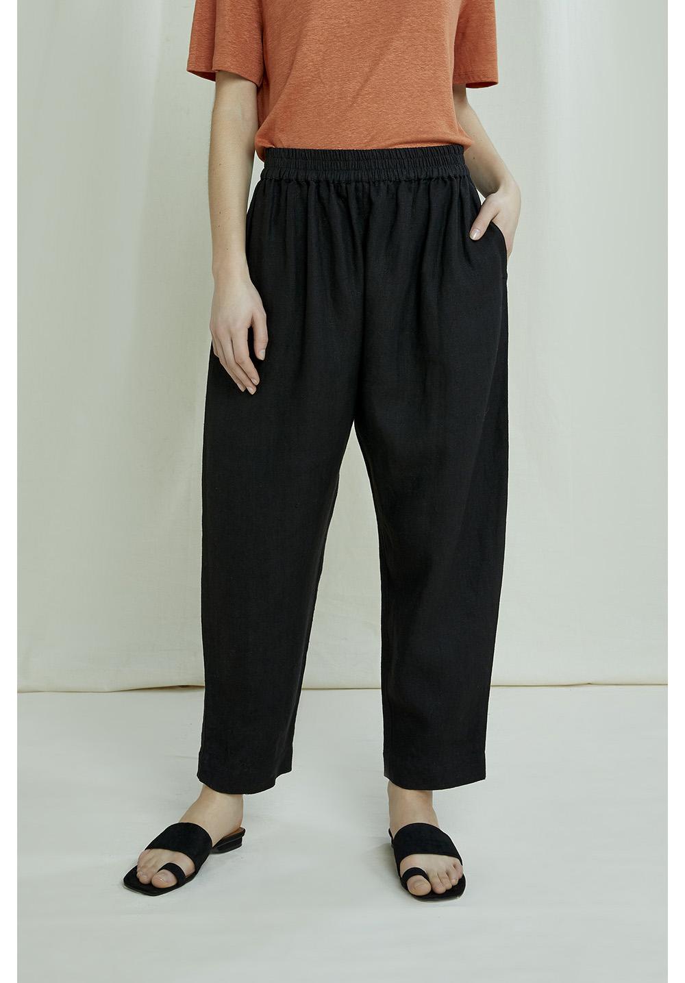Francesca Linen Trousers