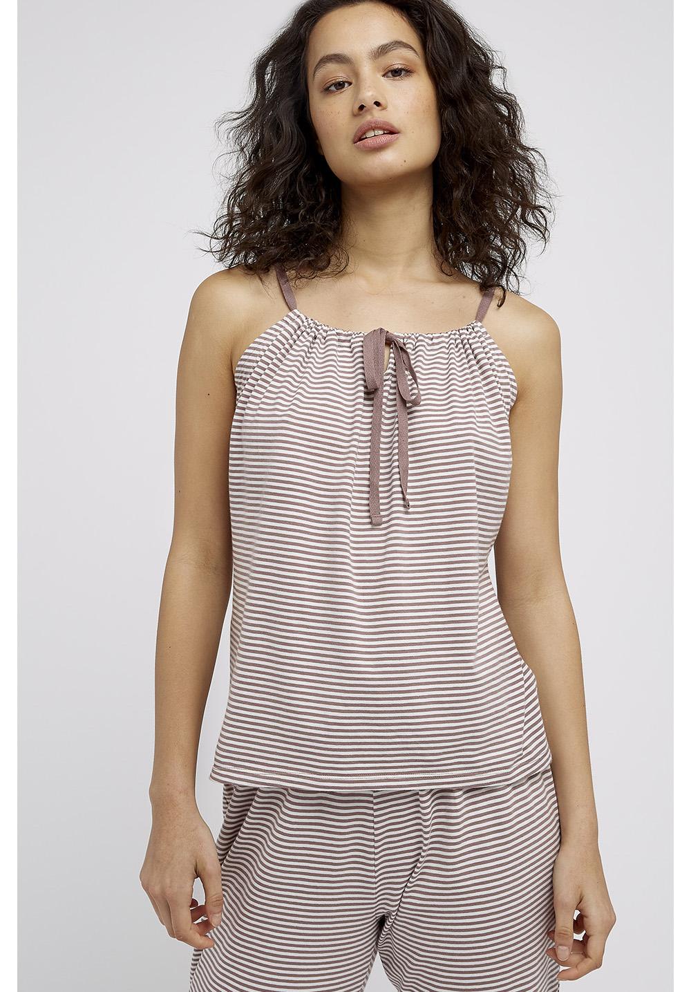 Stripe Pyjama Camisole