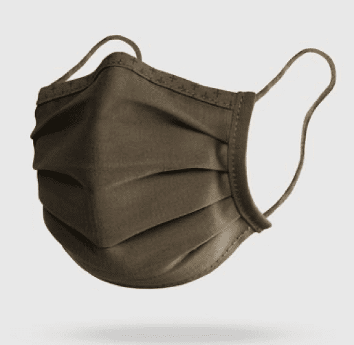 ISKO VITAL Mask Khaki Green Large