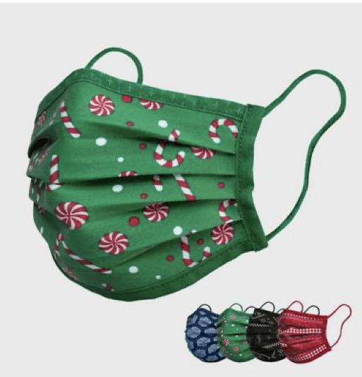 Rakha ISKO VITAL Mask Christmas Pack (S,M,L)