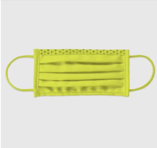 ISKO VITAL Mask Lime Neon Medium