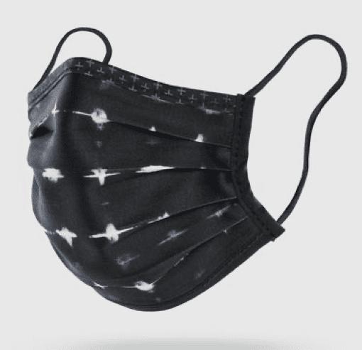 ISKO VITAL Mask Shibori Navy Medium