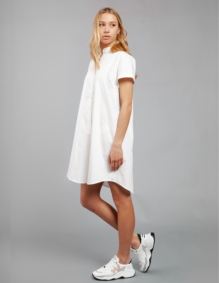 Gemma Shirt Dress