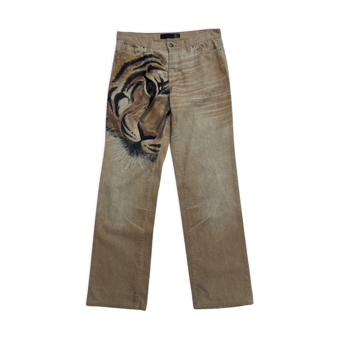 TIGER FECE PANTS