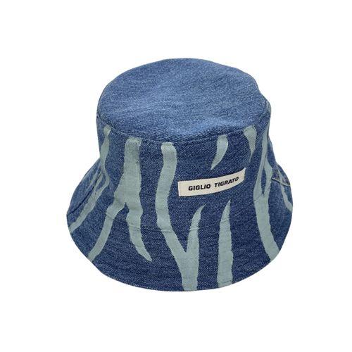 CELESTE TIGER BUCKET HAT