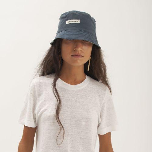 Giglio Tigrato BLUE BUCKET HAT