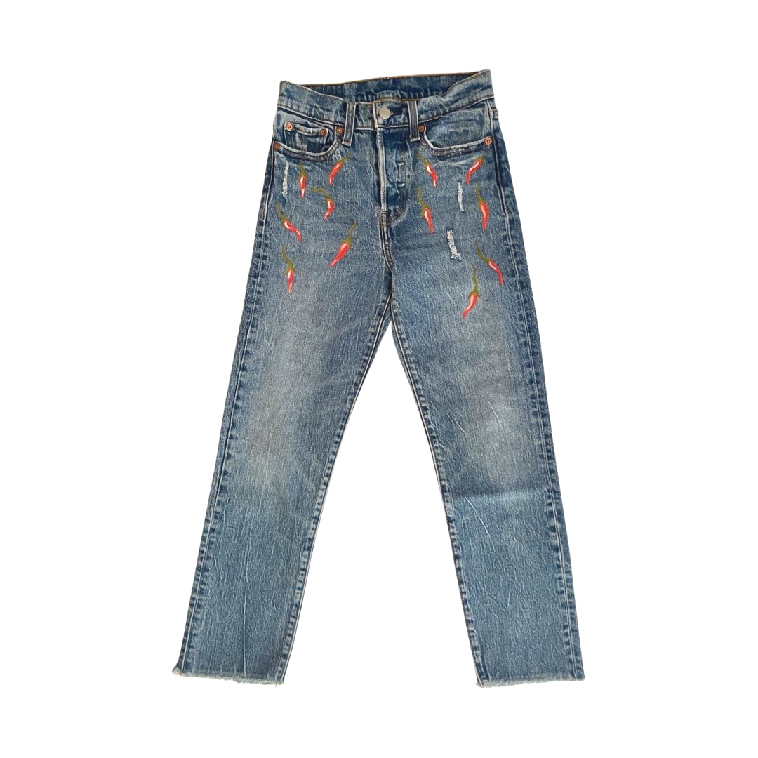 CHILLY PEPPER JEANS