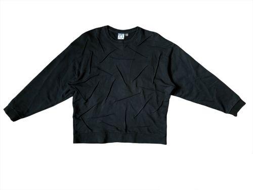"""Wrinkle Logo Sweater """"UTI EXI"""""""