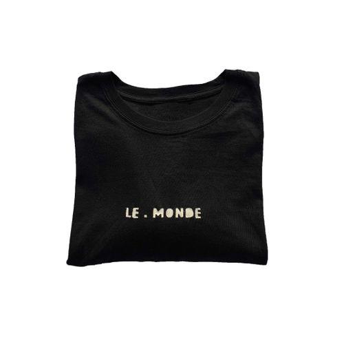 Le Monde - Black
