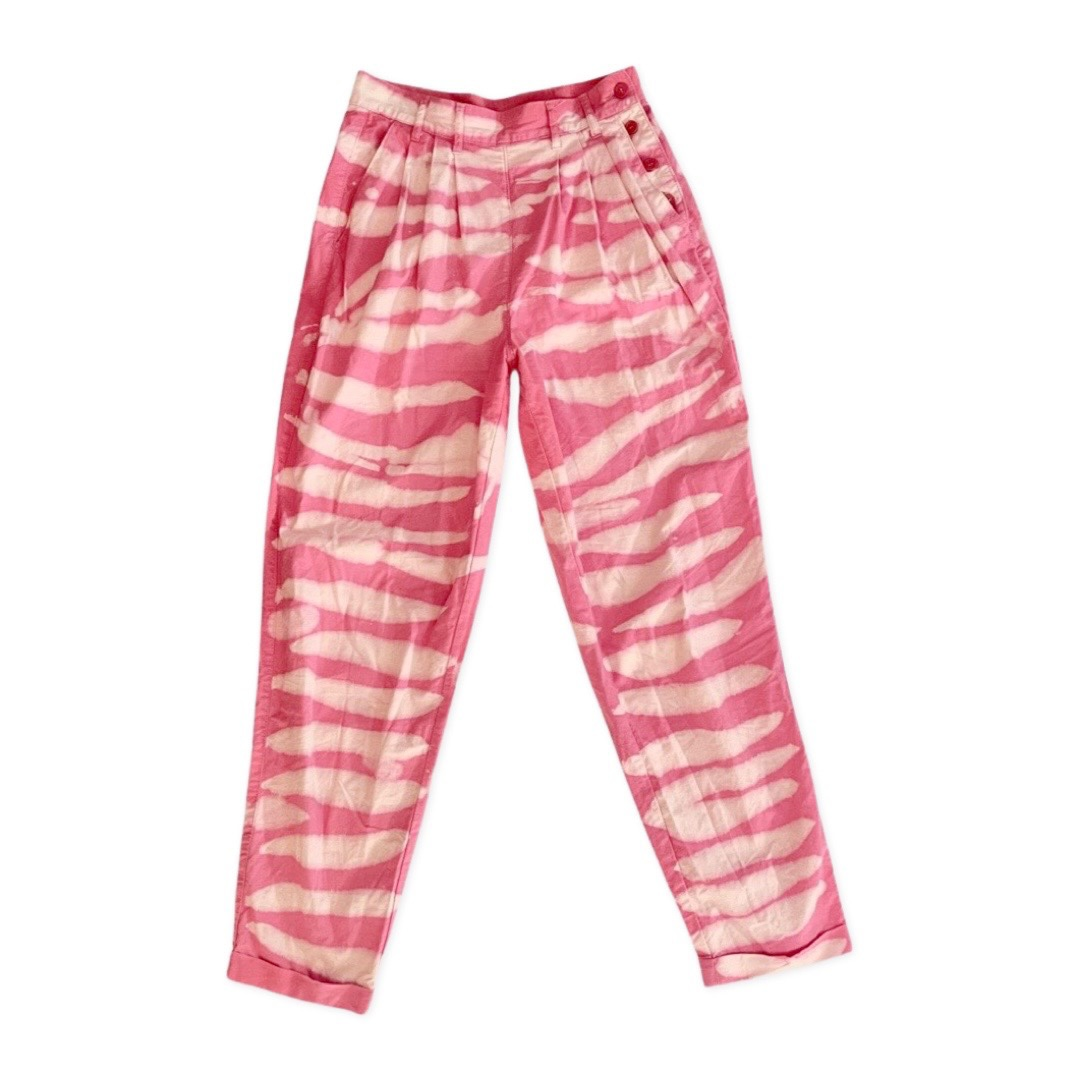 PINK TIGER PANTS