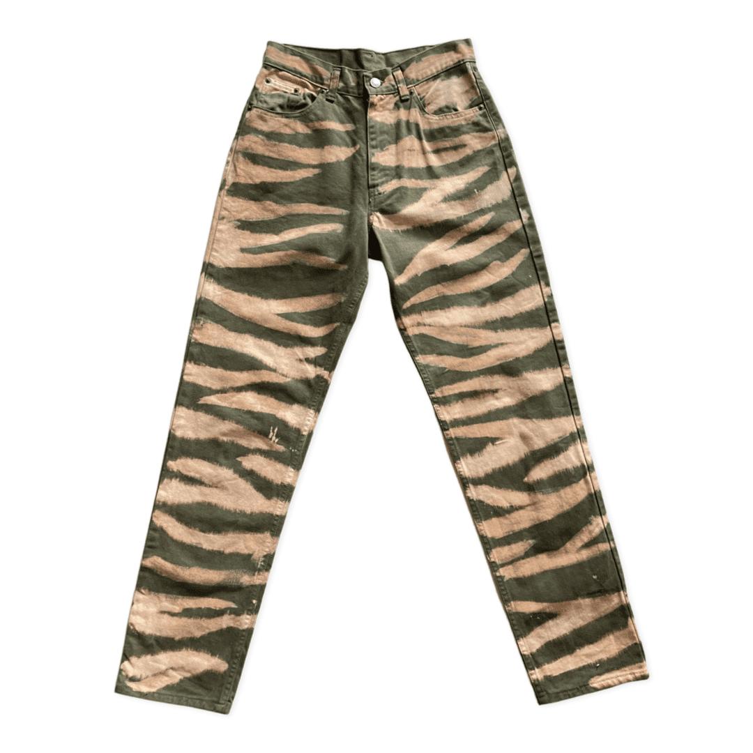 CAMOU TIGER PANTS