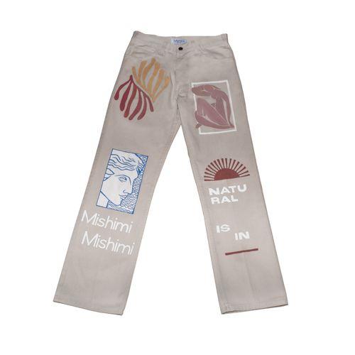 Fauvism Pants