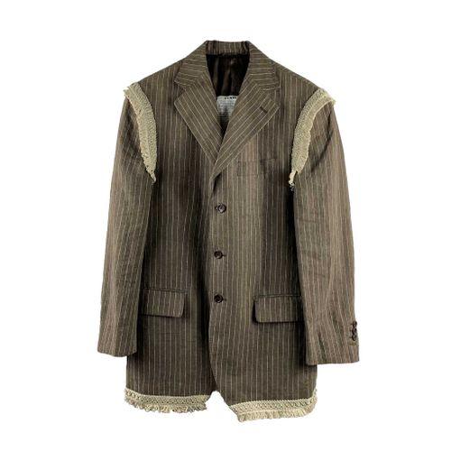Sartorial Blazer #110
