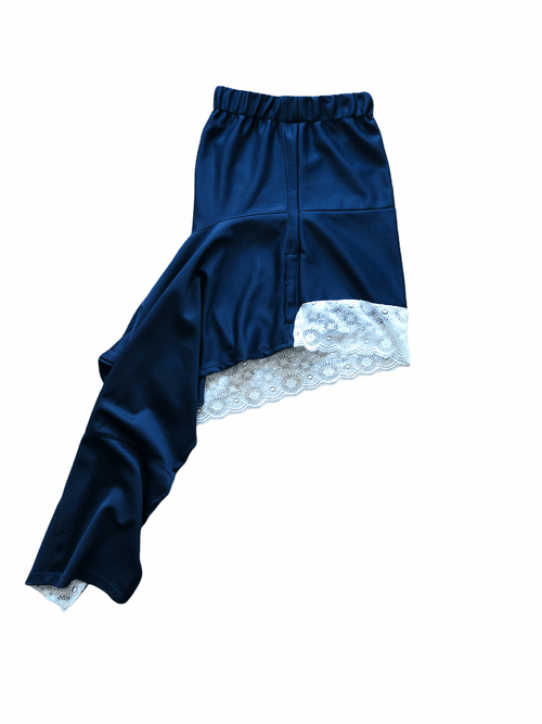 UTI EXI Asymmetrical Deconstructed Nike Skirt