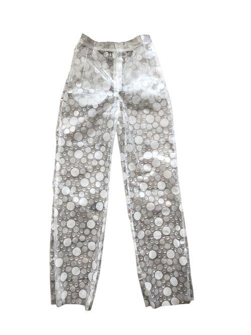 Shower Curtain Bubble Pants
