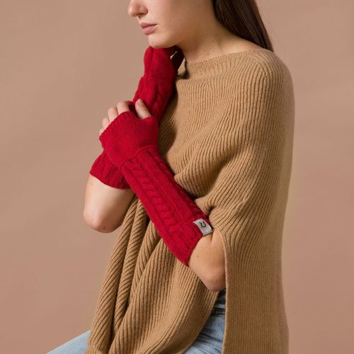 Recycled Cashmere Muffetees Anna Maria
