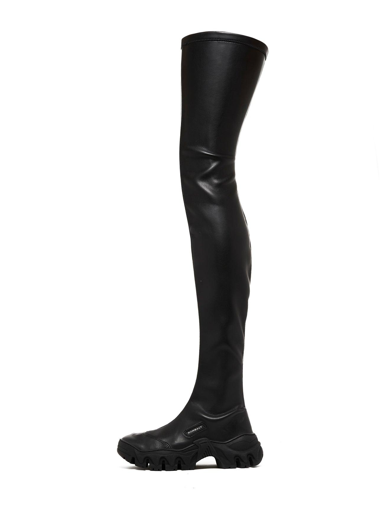 BOCCACCIO II LITE LEG BLACK