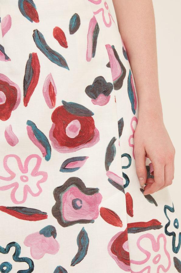 SABINNA Alyn Midi Skirt