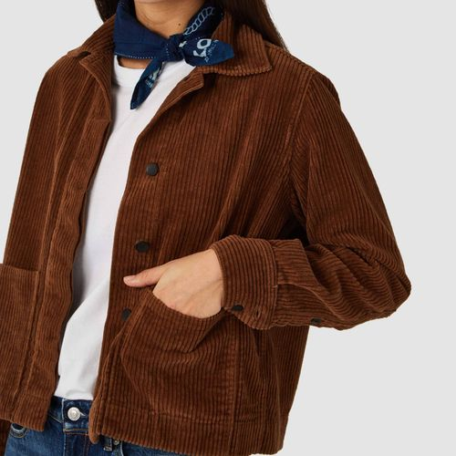Ota Jacket Brown Corduroy