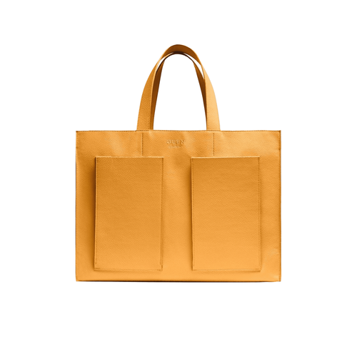 London Fields Tote Ripe Mango