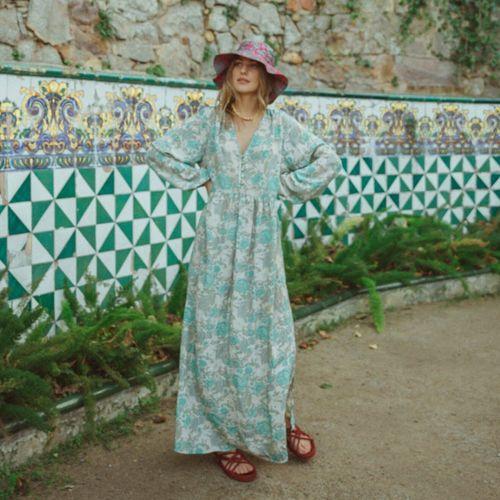 Jolene Caftan Dress