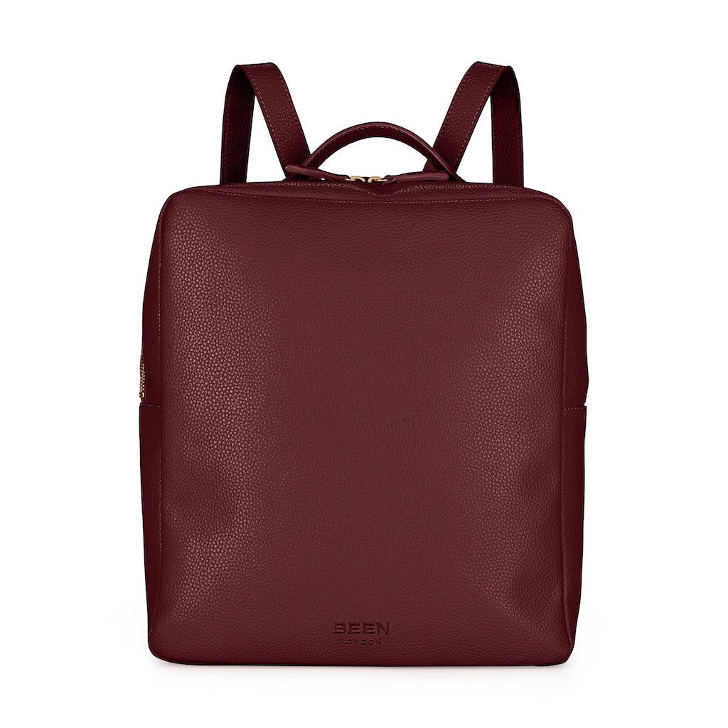 Islington Backpack Red Wine
