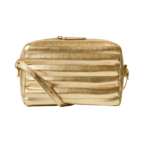 Ridley Crossbody Bag Gold
