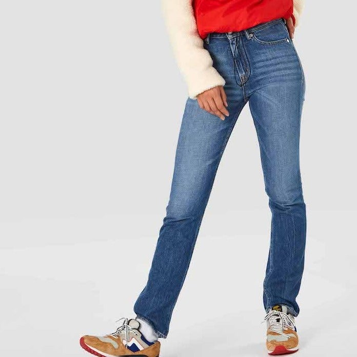 Kimberley High Rise Slim Jeans