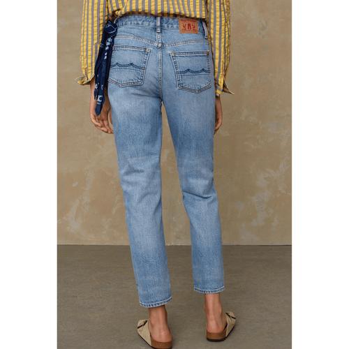 Kings of Indigo Caroline High Waist Jeans Xavier Vintage Super Light