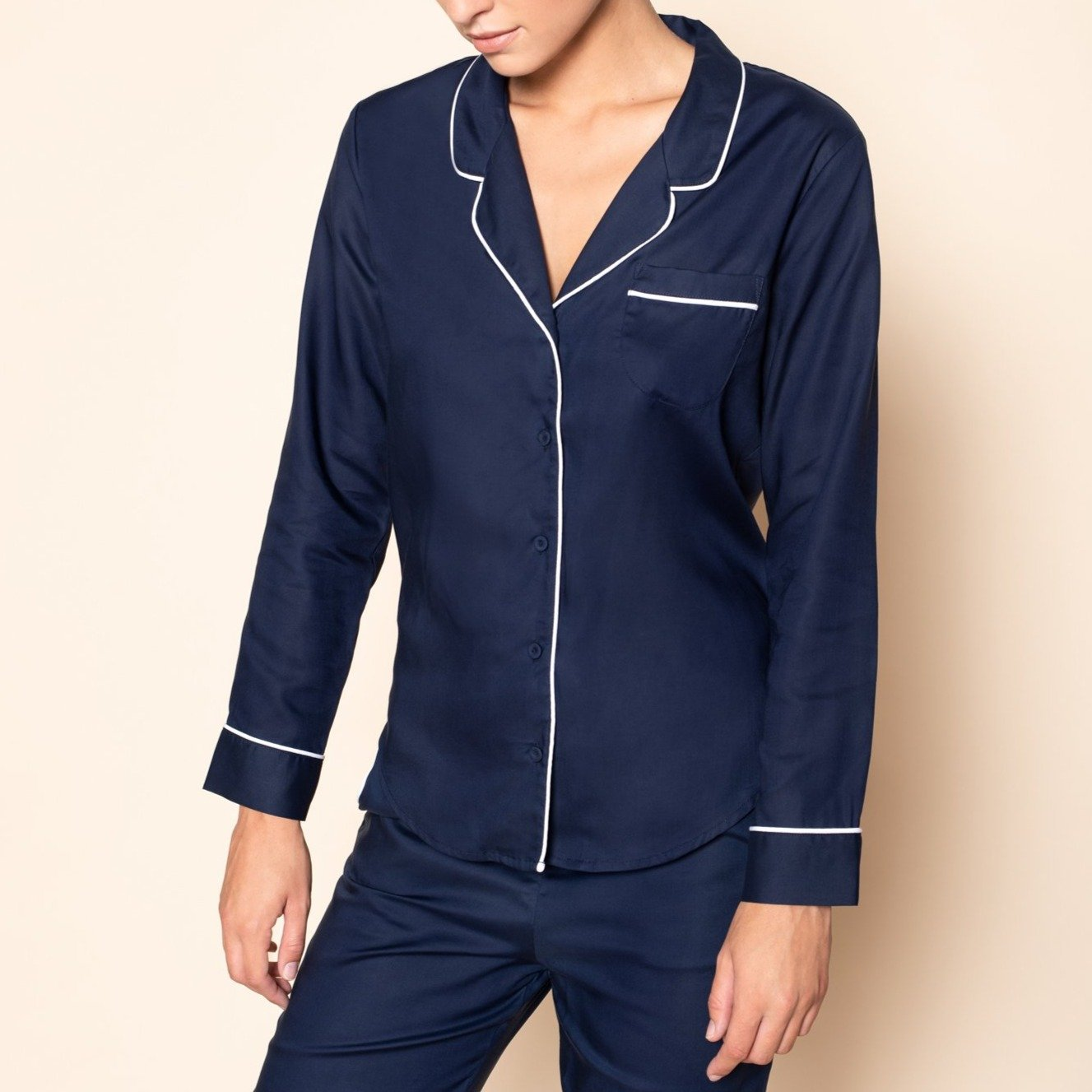Pyjama Blouse After Dark
